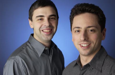 Interneta meklētāja Google izgudrotāji