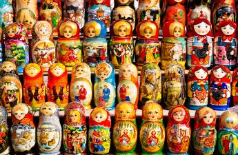 krievu tradicionālā rotaļlieta