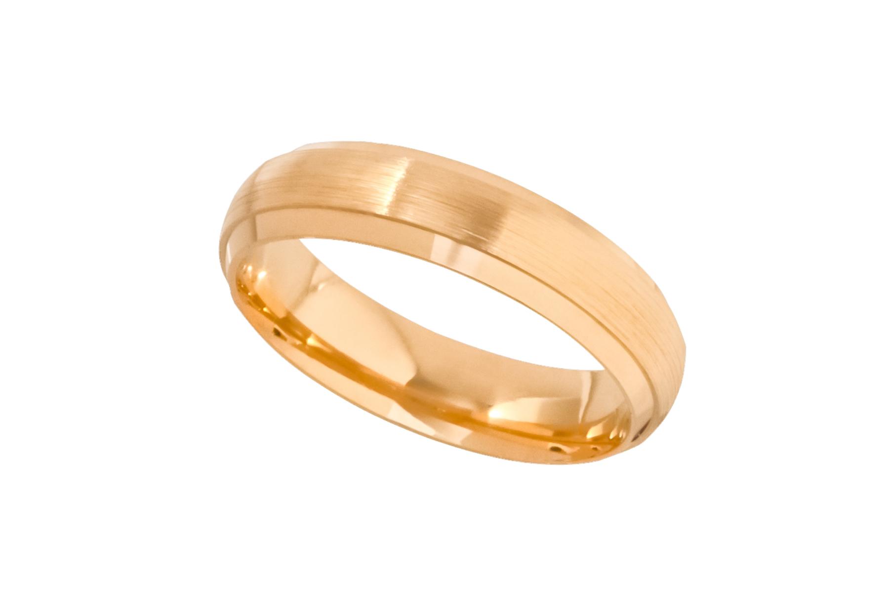 klasisks zelta gredzens